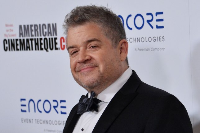 Patton Oswalt co-created and stars in the new animated stop motion series Marvel's M.O.D.O.K., coming to Hulu in May. File Photo by Jim Ruymen/UPI