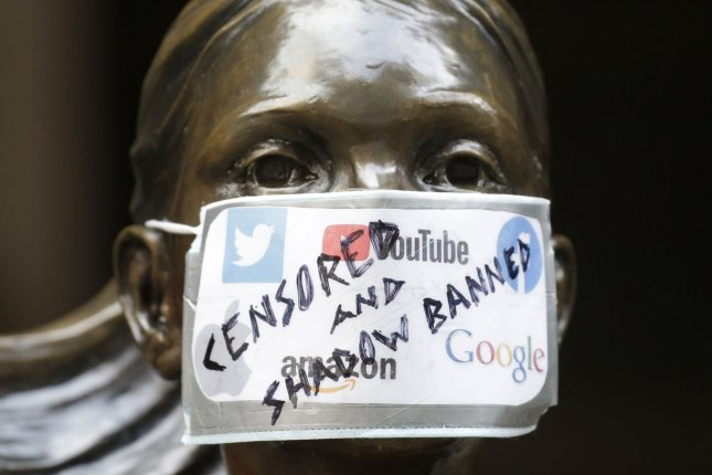 The House Judiciary Committee passed a package of six big tech antitrust bills on Thursday after 23 hours of debate. File Photo by John Angelillo/UPI