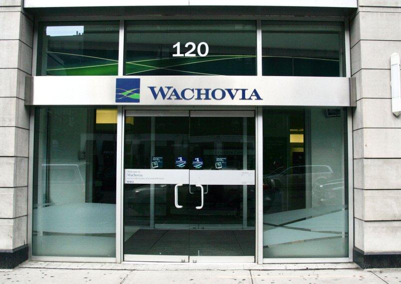 wachovia bank lawsuit
