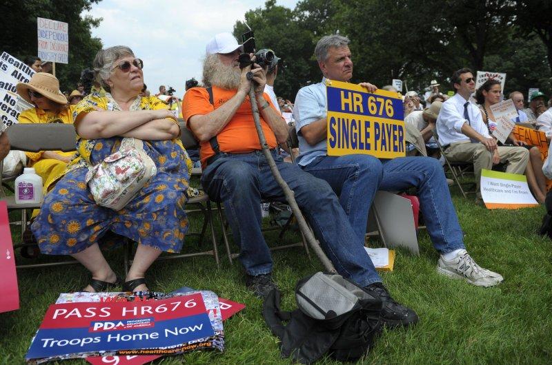 Healthcare debate bites dog days of August