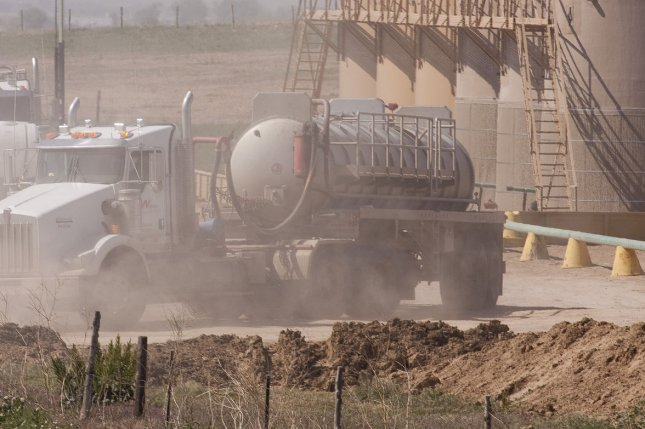 Kurdish government of Iraq calls on companies to move all their oil exports by truck instead of cross-border pipelines. File Photo by Gary C. Caskey/UPI