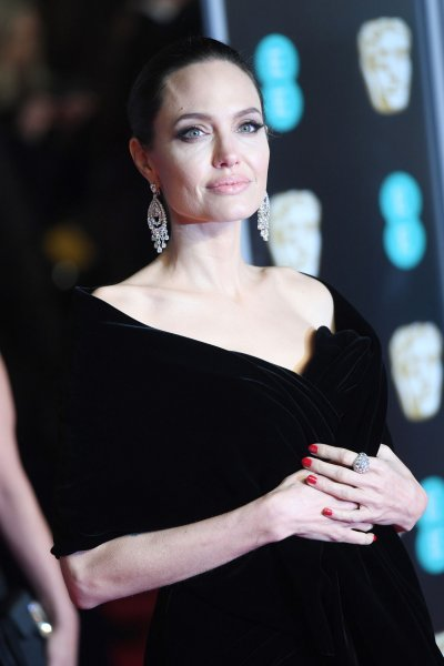 Angelina Jolie may potentially star in Marvel film The Eternals. File Photo by Paul Treadway/ UPI