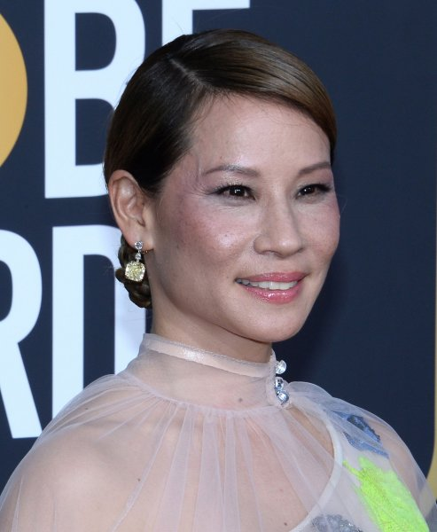 Lucy Liu will become the second Asian-American woman to be honored with a star on the Hollywood Walk of Fame. File Photo by Jim Ruymen/UPI