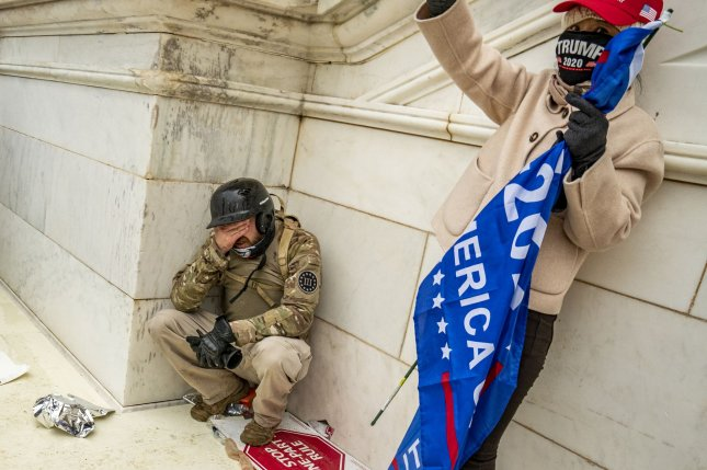 As much as acts of violence like the attack on the U.S. Capitol should be condemned, it may be dangerous to equate all disaffection with divisiveness. File Photo by Ken Cedeno/UPI