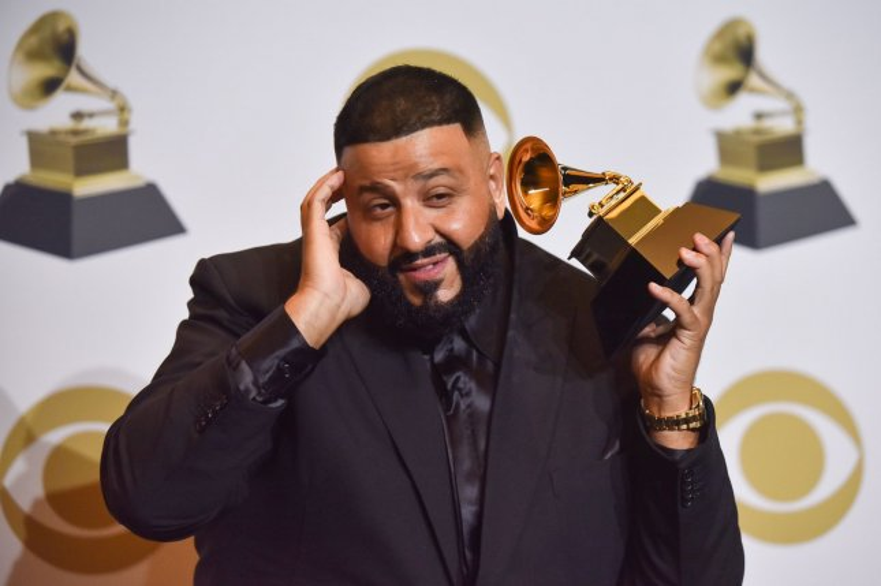 DJ Khaled's album Khaled Khaled topped the Billboard charts dated Saturday.File Photo by Christine Chew/UPI