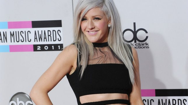 Singer Ellie Goulding arrives at the 39th American Music Awards at Nokia Theatre in Los Angeles on November 20, 2011. UPI/Jim Ruymen