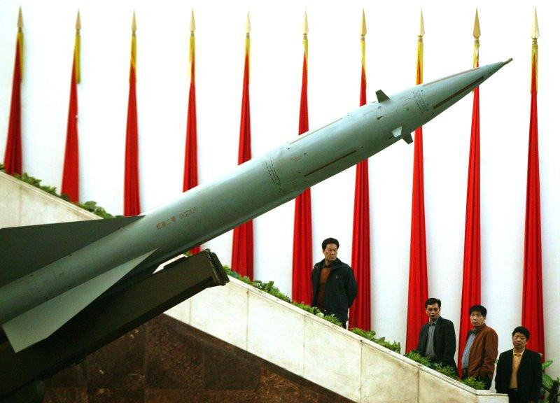 China now world's third-largest arms exporter - UPI.com