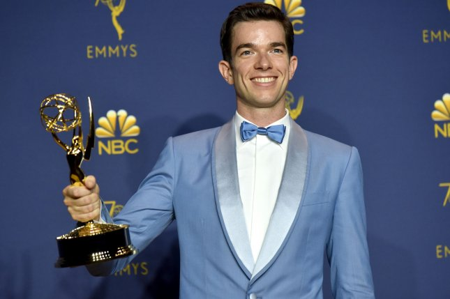 John Mulaney is returning for a third season of Netflix's animated series, Big Mouth. File Photo by Christine Chew/UPI