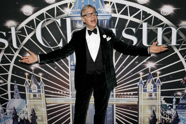 Paul Feig produces Love Life on HBO Max. File Photo by Peter Foley/UPI