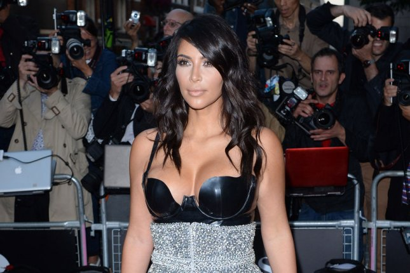 American entrepeneur Kim Kardashian attends the GQ Men Of The Year Awards at the Royal Opera House in London on September 3, 2014. UPI/ Rune Hellestad