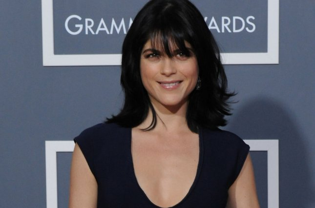 Selma Blair was removed from a Delta flight in Los Angeles on a stretcher after a bizarre crying outburst on the way back from Cancun, Mexico. Witnesses reported the actress might have mixed medications with her wine. Photo by Jim Ruymen/UPI