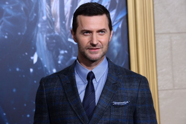Actor Richard Armitage is set to star in the Netflix thriller The Stranger. File Photo by Jim Ruymen/UPI