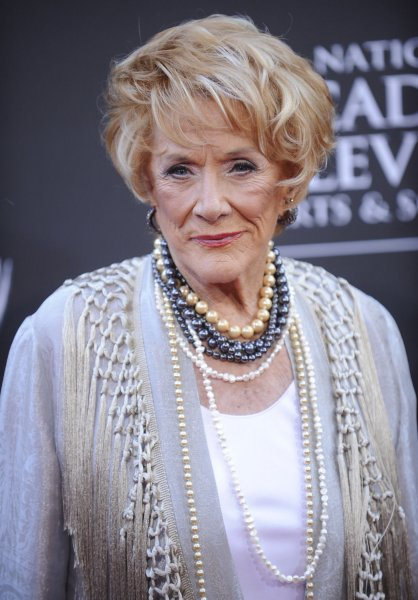 Jeanne Cooper attends the 36th Annual Daytime Emmy .Awards in Los Angeles on August 30, 2009. UPI/ Phil McCarten