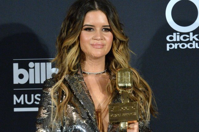 Recording artist Maren Morris is to perform at the CMA Awards in Nashville Wednesday. File Photo by Jim Ruymen/UPI