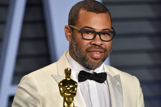 The first trailer for Us, from writer and director Jordan Peele, was released online Tuesday. File Photo by Christine Chew/UPI