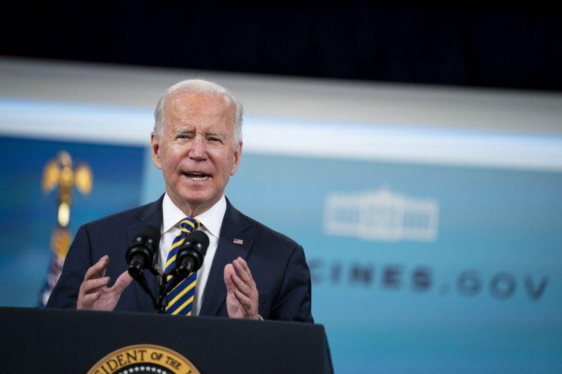 Joe Biden touts COVID-19 progress, urges jabs for 66M unvaccinated