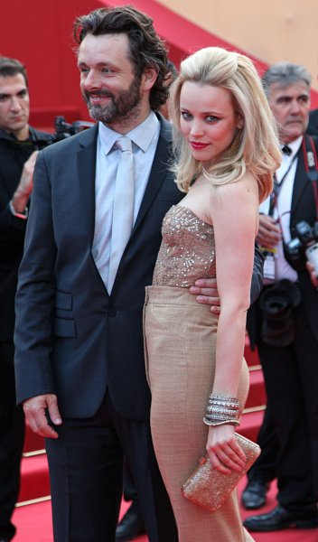 Rachel McAdams and Michael Sheen arrive on the red carpet before the screening of the film Sleeping Beauty during the 64th annual Cannes International Film Festival in Cannes, France on May 12, 2011. UPI/David Silpa