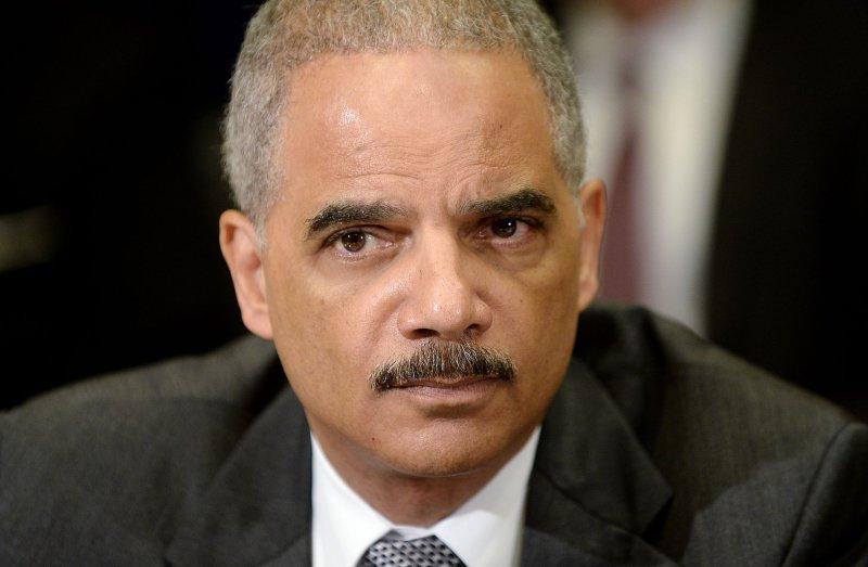 U.S. Attorney General Eric Holder UPI/Olivier Douliery/Pool