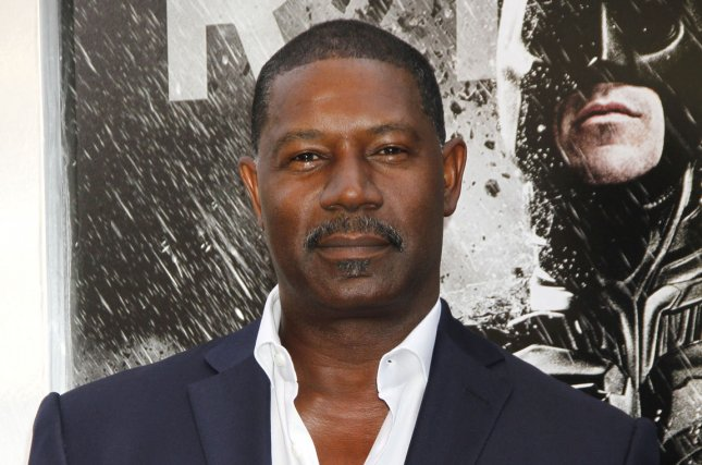 Dennis Haysbert arrives for The Dark Knight Rises premiere in New York on July 16, 2012. File Photo by Laura Cavanaugh/UPI