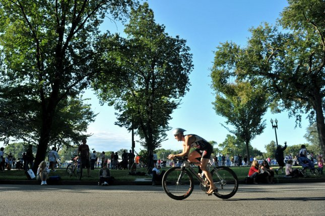 Male triathletes may be putting their heart health at risk