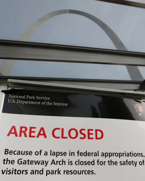 Park Service takes 'extraordinary step' of dipping into entrance fees amid shutdown