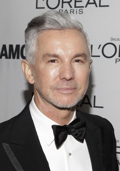 Baz Luhrmann arrives on the red carpet at the 2013 Glamour Women of the Year Awards, sponsored by L'Oreal Paris, to honor courageous and inspiring women who are changing the world on November 11, 2013 in New York City. UPI/John Angelillo
