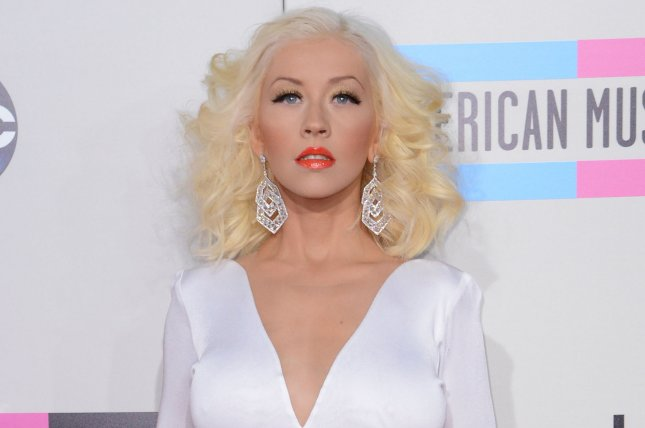 Christina Aguilera is set to go on tour starting in September. File Photo by Phil McCarten/UPI