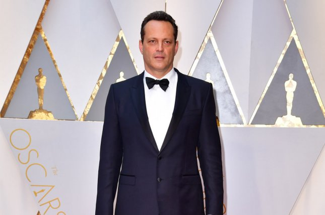 Vince Vaughn was arrested during the weekend for allegedly driving under the influence of drugs or alcohol. File Photo by Kevin Dietsch/UPI