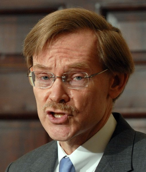 File photo of Robert Zoellick dated May 30, 2007. (UPI Photo/Roger L. Wollenberg)