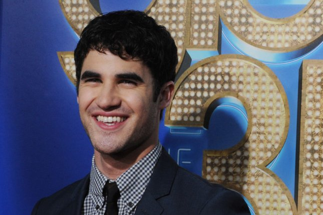Darren Criss at the Los Angeles premiere of Glee: The 3D Concert Movie on August 6, 2011. File Photo by Jim Ruymen/UPI