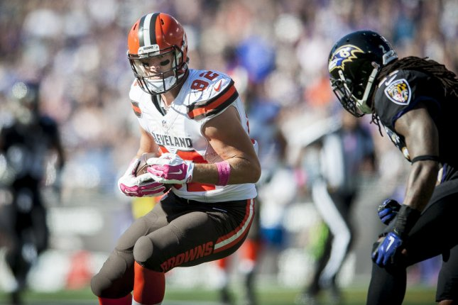 Former Browns TE Gary Barnidge wants to return after sitting out 2017