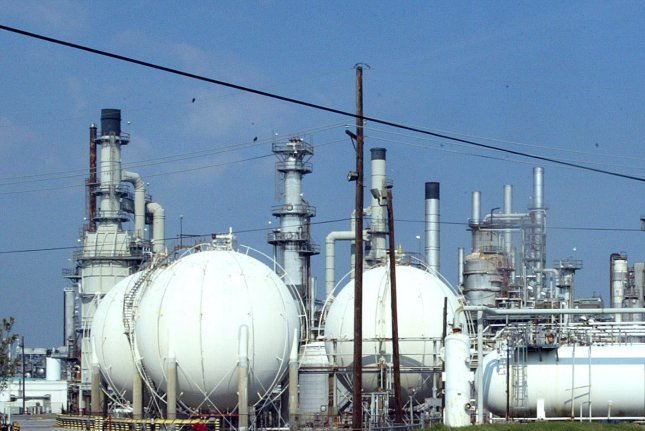 Russia's Lukoil reviewing refinery options in Iraq. (UPI Photo/A.J. Sisco)