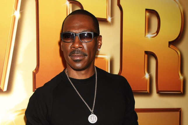 Eddie Murphy will return to SNL for the show's 40th anniversary special on Feb. 15. File photo by Laura Cavanaugh/UPI