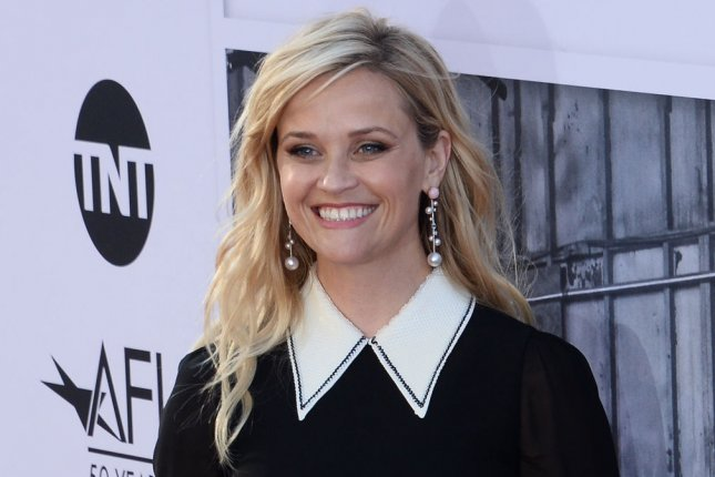 Reese Witherspoon Attends 'Home Again' Premiere with Look-Alike Daughter