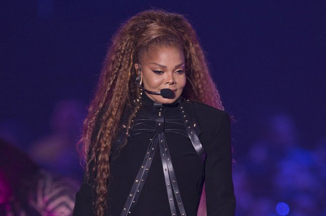Janet Jackson confirmed plans for her Metamorphosis residency show at Park Theater at Park MGM. File Photo by Sven Hoogerhuis/UPI