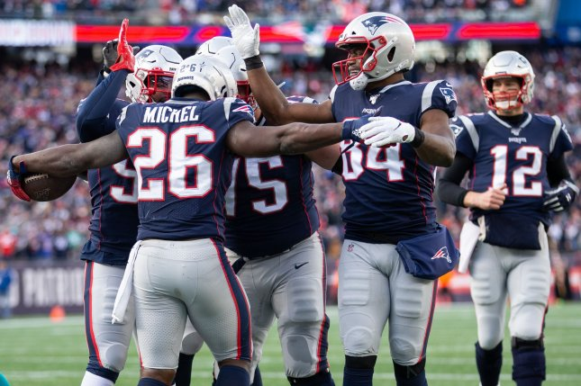 The New England Patriots have struggled on offense this season, but have the best defense in the NFL. Photo by Matthew Healey/UPI