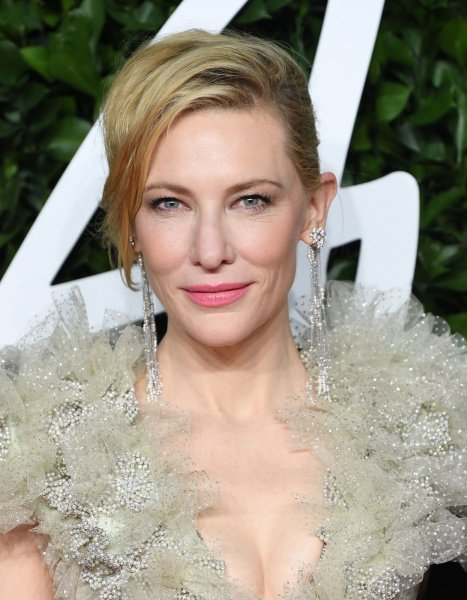 Cate Blanchett plays Phyllis Schlafly in the historical drama Mrs. America. File Photo by Rune Hellestad/UPI