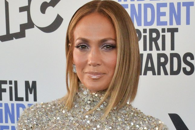 Jennifer Lopez released a new music video for her song In the Morning. File Photo by Jim Ruymen/UPI