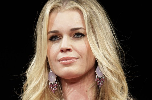 Rebecca Romijn's TNT series The Librarians has been renewed for a third season. She is seen here at Fashion Week in New York City on February 9, 2012. File Photo by John Angelillo/UPI