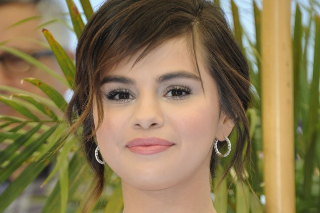 Selena Gomez attends the Los Angeles premiere of Hotel Transylvania 3: Summer Vacation on June 30. File Photo by Patrick Rideaux/UPI