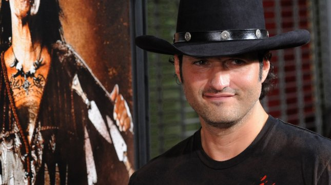 Director Robert Rodriguez arrives at the premiere of his new motion picture crime thriller Machete, at the Orpheum Theatre in the downtown section of Los Angeles on August 25, 2010. UPI/Jim Ruymen
