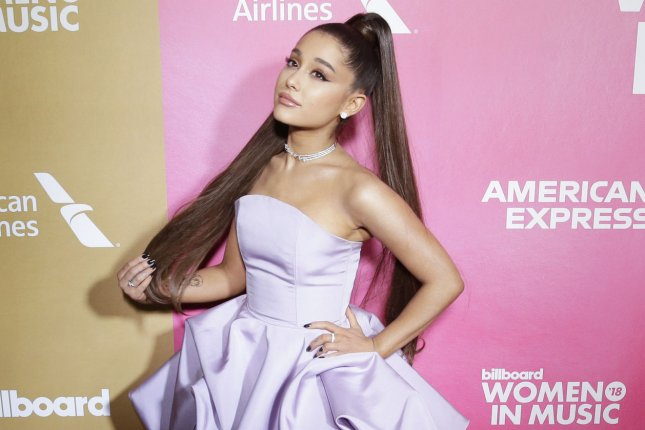 Ariana Grande donated money from her Atlanta concert to Planned Parenthood. File Photo by John Angelillo/UPI