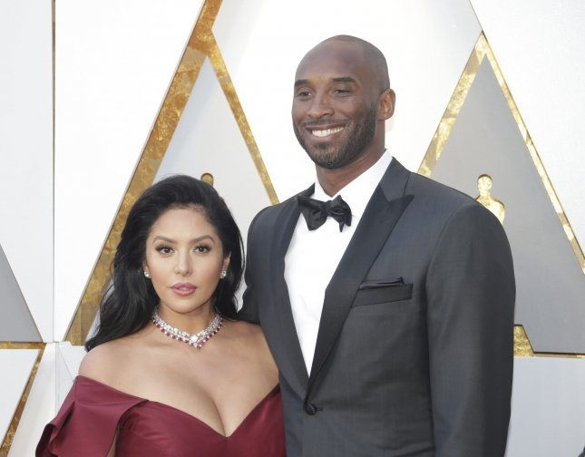 Vanessa Bryant sued the company that owned the helicopter that crashed last month killing her husband Kobe Bryant, daughter Gianna Bryant and seven others in January. Photo by John Angelillo/UPI