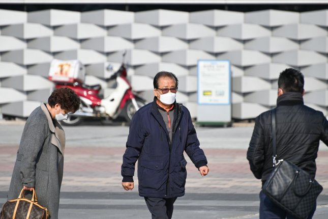South Korea continues to try to contain an outbreak of COVID-19, which is centered in the southeastern city of Daegu, as the number of confirmed cases neared 1,000 on Tuesday. Photo by Thomas Maresca/UPI