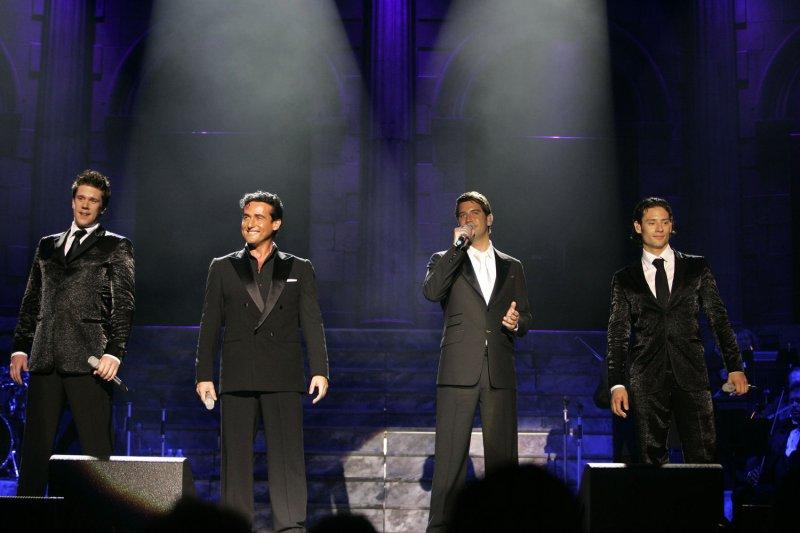 Il divo to release 5th album - Il divo news ...
