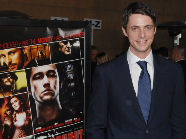 Actor Matthew Goode, a cast member in the motion picture crime thriller The Lookout, arrives for the premiere of the film at the Egyptian Theatre in the Hollywood section of Los Angeles on March 20, 2007. (UPI Photo/Jim Ruymen)