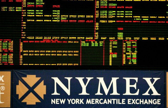 Natural Gas New York Mercantile Exchange