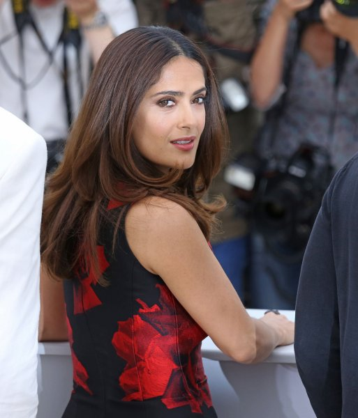 Salma Hayek will play a Spanish queen in Tale of Tales who eats a monster's heart in order to become pregnant. Photo by David Silpa/UPI