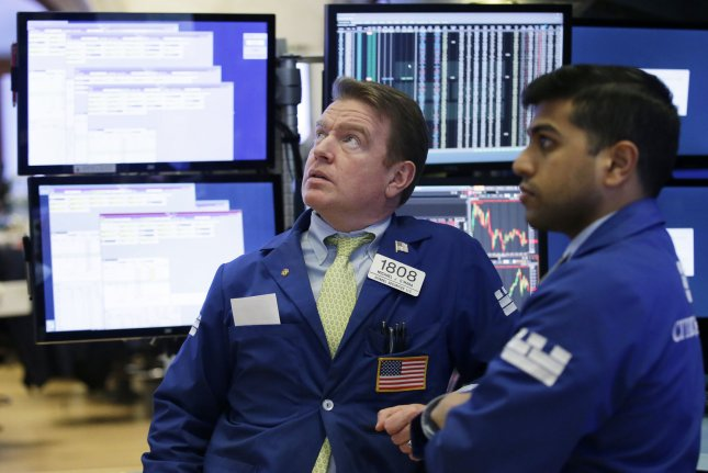 After an up-and-down week, oil and gas markets ended slightly up and analysts expressed cautious optimism, specifically on U.S. oil. Traders had the day off in observance of Good Friday. Photo by John Angelillo/UPI