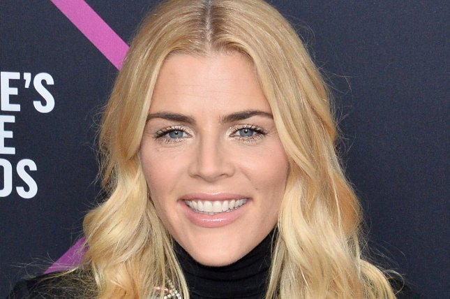 Busy Philipps promoted compassion and care for women following Georgia's new abortion law. File Photo by Jim Ruymen/UPI